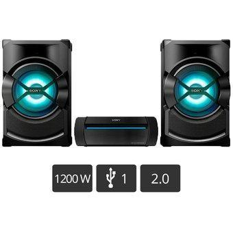 SONY SISTEMA DE AUDIO BLUETOOTH SHAKEX30P 1200W FACTURA