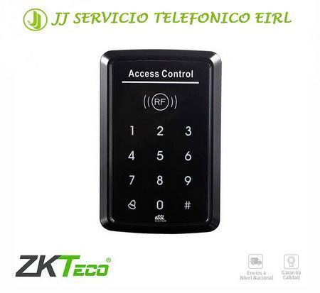 ZKTECO PERÚ / CONTROL DE ACCESO ZK SA33E / CONTROL DE ACCESO STAND ALONE: TARJETA DE PROXIMIDAD Y/O CLAVE / NUEVO