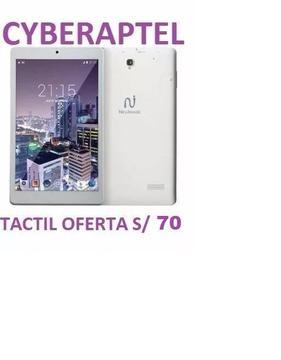 Tablet Neuimage : Nit805q repuesto original tactil