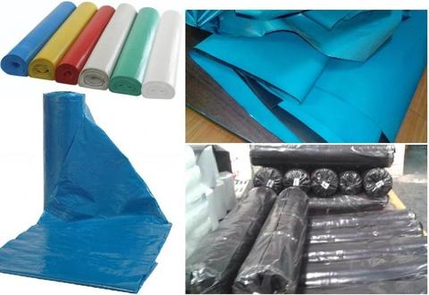 MANGAS PLASTICAS 5 micras 6 doble cara 7 8 9 micras 1m 2m 3m 1.5m Colores PERU