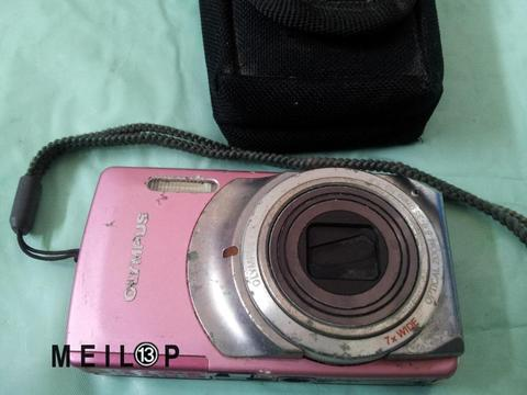 Camara Digital Olympus U7010 12 Mp 7x Zm 2.7 Remato