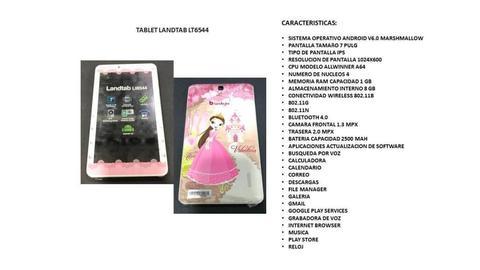 TABLET LANDTAB LT6544