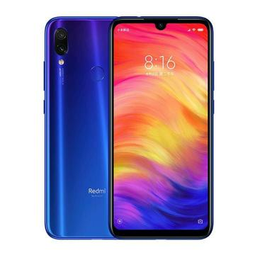 Xiaomi Redmi Note 7 4gb/64gb Blue en Stock chino ingles 4g