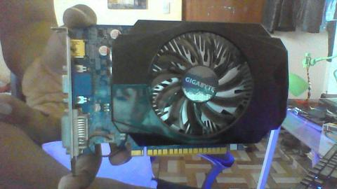 Tarjeta de video, Tarjeta grafica, Nvidia Geoforce Gt730, 2gb Ddr3