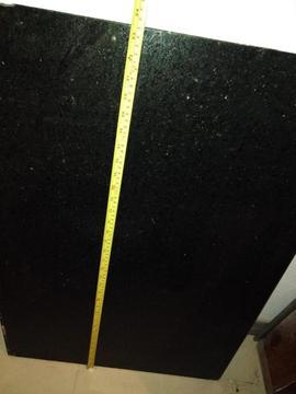 Tablero de Granito Negro