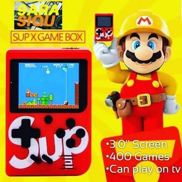Sup X Game Box