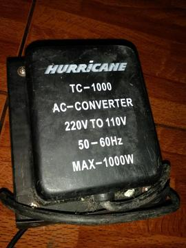 Transformador 110v 1000 Watts Xbox
