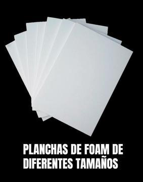 ac22114aa6 Foam Board Lamina blanco maqueta