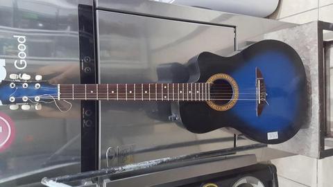 Guitarra Acustica - 6 Cuerdas - 57616