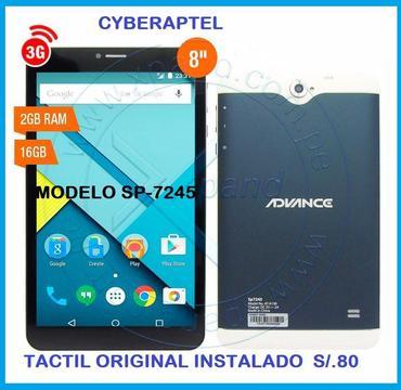 tactil advance smarpad sp 7245