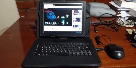 Tablet 10 Pulgadas Operativo con detalle