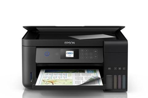 Impresora Multifuncional Epson L4160 DUPLEX A4 WIFI SISTEMA FÁBRICA NUEVO 2019