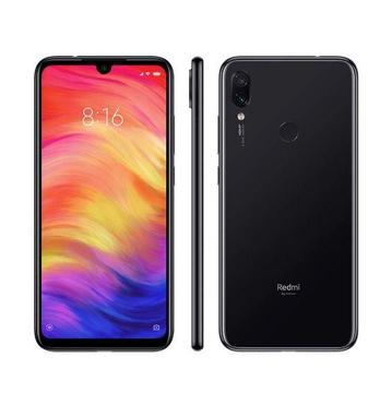 Xiaomi Redmi Note 7 4/64 Negro Caja Sellado Global Version