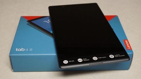 Tablet Lenovo Tab4 8 pulgadas