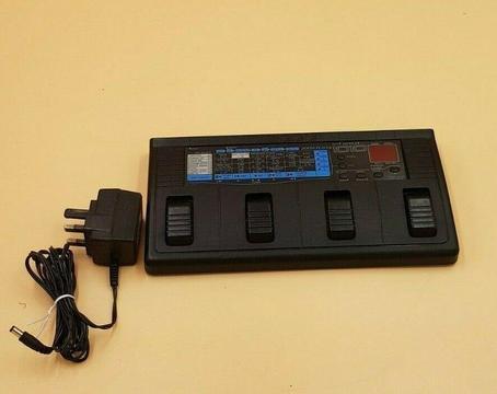 Zoom 1010 Multi Efectos reproductor y Player fuente de alimentación