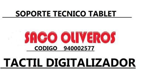 tablet colegio saco oliveros soporte tecnico
