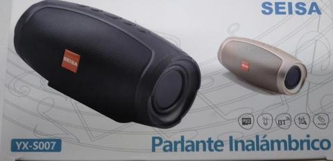 Parlante Inalambrico Portátil bluetooth