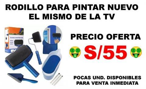 Rodillo Para Pintar Paint Roller Nuevo 8 Piezas /SOMOS TIENDA MASTER TEC 1.0