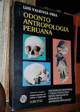 Odonto Antropología Peruana Remate