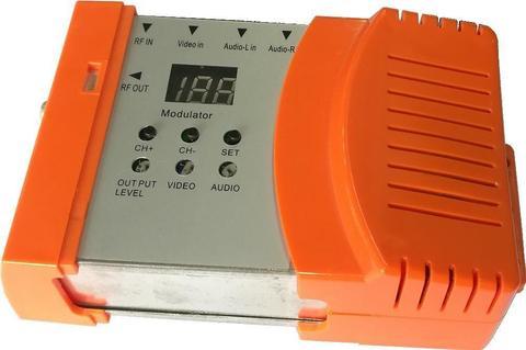 Modulador De Audio Y Video Catv