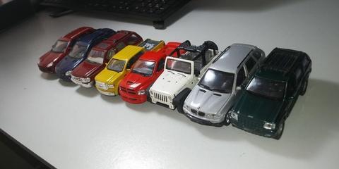Colección: Camionetas (modelo Escala)