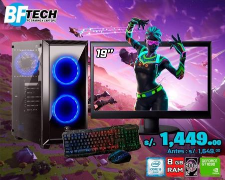 PC GAMER INTEL CORE I5 3.00GHz 500gb