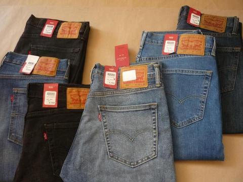 Jeans Levis hombre Originales tallas 28, 30, 31, 32, 33, 34, 36, 38