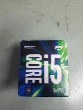 CPU CORE I5 7400