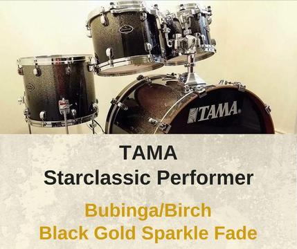Bateria Acustica Tama Starclassic Performer B/ B - Usa