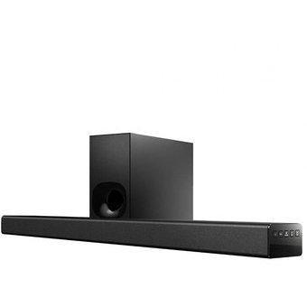 Sony Sound Bar 80W 2.1 Canales HTCT80 Negro / Dalthron S.A.C