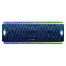 Parlante Sony Bluetooth Nfc Inalámbrico SRSXB31Azul / Dalthron S.A.C