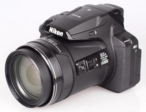 Camara Nikon Coolpix P900 16mp 83x Zoom Full Hd