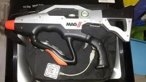 Mag 2 gun controller esta compatible con Ps3 Xbox 360 i PC