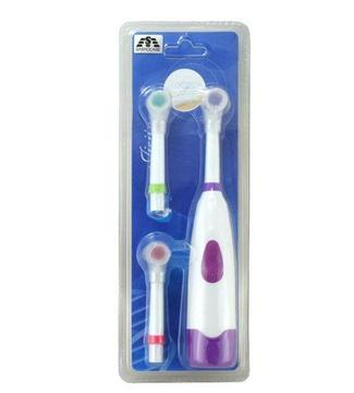 TENEMOS TIENDA 991165655 - Cepillo De Dientes Dental Eléctrico 2 Repuestos IMPORTACIONES HOSAL