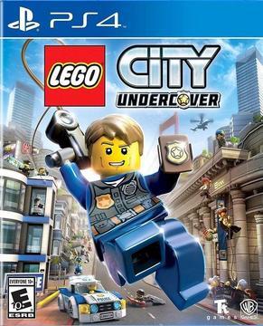 PS4 Lego City Undercover PlayStation 4 NUEVO