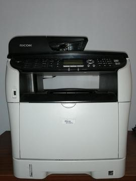 Fotocopiadora Ricoh Sp3510sf Multifuncional Duplex Con Fax