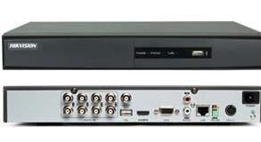 venta de DVR HIKVISION MODELO 4 CANALES HK-DS7204HQHI-K1 MAS DISCO DURO PURPURA 1 TB