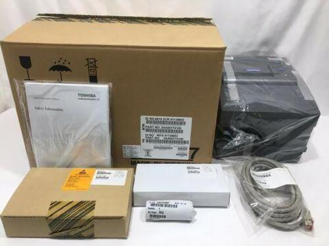 Ibm Toshiba 4610 2CR Punto De Venta Impresora térmica con escáner de cheque