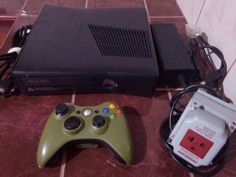 Xbox360 Slim con Rgh Mas 30 Juegazos
